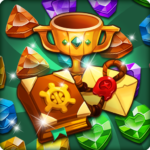 Jewel Voyage: Match-3 puzzle 1.3.1APK (Premium Cracked)