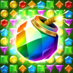Jungle Gem Blast: Match 3 Jewel Crush Puzzles 4.2.4(MOD, Unlimited Money)