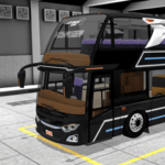 Livery Bus Simulator Indo Terbaru Lengkap 3 APK (MOD, Unlimited Money) 5.0.0