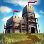 Lords & Knights – Medieval Building Strategy MMO 8.6.0 APK (Premium Cracked)