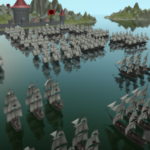 MEDIEVAL NAVAL WARS: FREE REAL TIME STRATEGY GAME 1.1 APK (MOD, Unlimited Money)