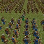 MIDDLE EARTH ORCS ATTACK RTS 1.1 APK (MOD, Unlimited Money)