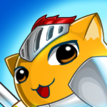 Meowar – PvP Cat Merge Defense TD 0.5.2.1 APK (MOD, Unlimited Money)