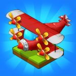 Merge Airplane: Cute Plane Merger 1.0.94 APK (MOD, Unlimited Money)