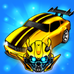 Merge Muscle Car: Classic American Muscle Merger 1.0.97APK (MOD, Unlimited Money)