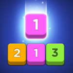 Merge Number Puzzle 2.0.4  APK (MOD, Unlimited Money)