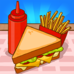 Merge Sandwich: Happy Club Sandwich Restaurant 2.0.11 (MOD, Unlimited Money)