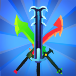 Merge Sword – Idle Blacksmith Master 1.3.4 APK (MOD, Unlimited Money)