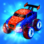 Merge Truck: Monster Truck Evolution Merger game 2.3.9 (MOD, Unlimited Money)