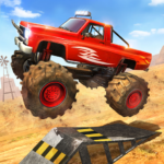Monster Truck OffRoad Racing Stunts Game 2.1APK (MOD, Unlimited Money)