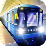 Moscow Subway Driving Simulator 1.3 APK (MOD, Unlimited Money)