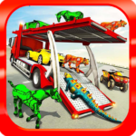 Multi Robot Transform Truck Transporter 1.5 APK (Premium Cracked)