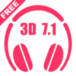 Music Player 3D Surround 7.1 (FREE) 2.0.60 APK (Premium Cracked)