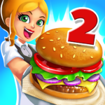 My Burger Shop 2 – Fast Food Restaurant Game 1.4.6 APK (MOD, Unlimited Money)