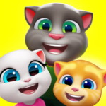 My Talking Tom Friends 1.5.2.3 APK (Premium Cracked)