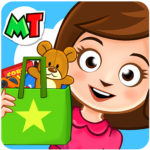 My Town : Stores. Fashion Dress up Girls Game 1.03 APK (MOD, Unlimited Money)