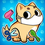 My Virtual Pet Shop – Cute Animal Care Game 1.12.6  APK (Premium Cracked)