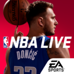NBA LIVE Mobile Basketball 4.4.00 APK (Premium Cracked)