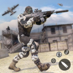New Commando Shooter Arena: New Games 2020 1.0 APK (MOD, Unlimited Money)