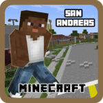 New Map San Andreas for MCPE 1.3 APK (Premium Cracked)