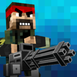 Pixel Fury: Multiplayer in 3D 17.0(MOD, Unlimited Money)