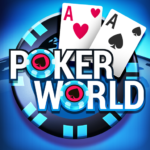 Poker World – Offline Texas Holdem 1.7.14 APK (MOD, Unlimited Money)