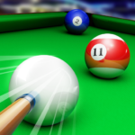 Pool Ball Night 1.1.2APK (MOD, Unlimited Money)