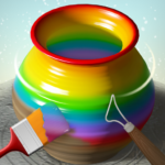 Pottery Master– Relaxing Ceramic Art 1.3.6 APK (MOD, Unlimited Money)
