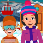 Pretend Play Alps Life: Home Town Vacation Games 1.0.6 APK (MOD, Unlimited Money)