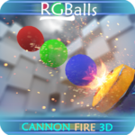 RGBalls – Cannon Fire : Shooting ball game 3D 5.02.04  APK (MOD, Unlimited Money)