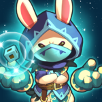 Rabbit in the moon 1.3.19  (MOD, Unlimited Money)