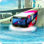 River Bus Driver Tourist Coach Bus Simulator 4.5.0 APK (MOD, Unlimited Money)