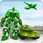 Robot Transform Plane Transporter Free Robot Games 1.0.9APK (MOD, Unlimited Money)