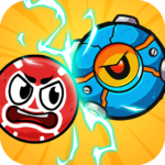 Roller Ball 4: Red Bounce Ball Hero 3.3 APK (MOD, Unlimited Money)