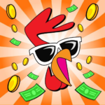 Rooster Booster – Idle Chicken Clicker 0.9.9.9.1 APK (MOD, Unlimited Money)
