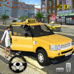 Rush Hour Taxi Cab Driver: NY City Cab Taxi Game 1.11 APK (MOD, Unlimited Money)