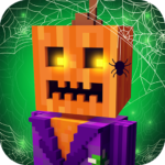 Scary Theme Park Craft: Spooky Horror Zombie Games 1.13-minApi19 APK (MOD, Unlimited Money)