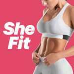 SheFit – Weight Loss Workouts 1.67.0 APK (Premium Cracked)