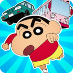 Shinchan Speed Racing : Free Kids Racing Game 1.16 APK (MOD, Unlimited Money)