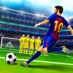 Shoot Goal: World Leagues Soccer Game 2.1.16 APK (MOD, Unlimited Money)