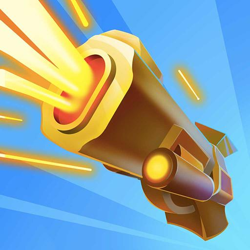 Shooting the Pixel – Guns & Bricks 1.6.8APK (MOD, Unlimited Money)