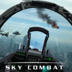Sky Combat: war planes online simulator PVP 1.1APK (MOD, Unlimited Money)