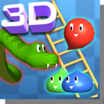 Snakes and Ladders, Slime – 3D Battle 1.42 APK (MOD, Unlimited Money)