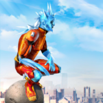 Snow Storm Superhero 1.0.8 (MOD, Unlimited Money)