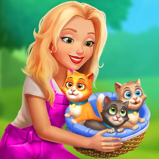 Solitaire: Texas Village 1.0.23 APK (MOD, Unlimited Money)