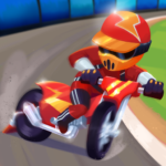 Speedway Heroes 1.0.16APK (MOD, Unlimited Money)