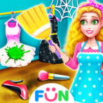 Supermall Clean Up – Shopping Girls Clean Home 1.2  APK (Premium Cracked)