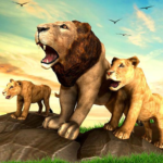 The Lion Simulator – Animal Family Simulator Game 1.2 APK (MOD, Unlimited Money)