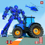 Tractor Robot Transform Car War : Moto Robot Games 1.0.6 APK (Premium Cracked)