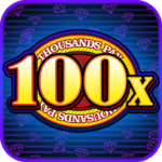 Triple 100x Diamonds – Slot Machine Free 0.4 APK (MOD, Unlimited Money)